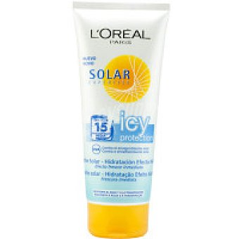 L'Oréal Leche solar Icy Protect F15 Tubo 200 ml