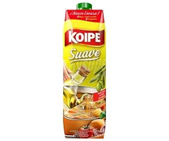 Koipe Aceite de oliva suave Botella de 1 litro
