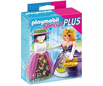 PLAYMOBIL Princesa más maniquí Special Plus, modelo 4781 de 1 unidad