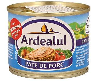 ARDEALUL Paté de cerdo 200 gramos