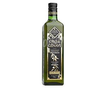 Oro de Genave Aceite de oliva virgen extra Botella de 750 ml