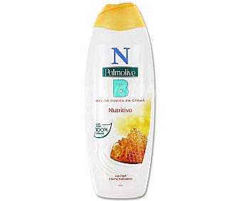 NB Palmolive Gel corporal de leche y miel Bote 600 ml