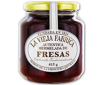 La Vieja Fábrica Mermelada de fresa 410 gramos