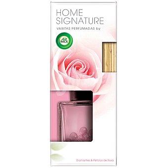 AIR WICK Ambientador en varitas perfumadas Diamantes & Pétalos de Rosa Frasco 50 ml