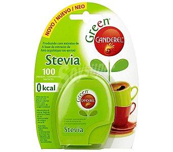 STEVIA Edulcorante green 100 comprimidos