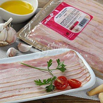 Kraft Urkabe Bacon cocido ahumado Sobre de 200 g