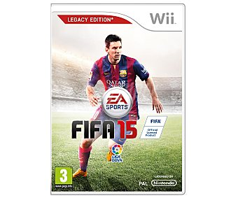 EA Fifa 15 Wii 1u