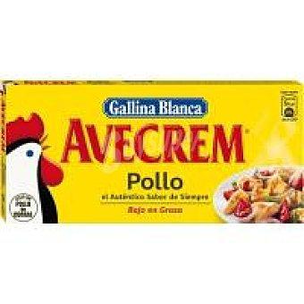 Avecrem Gallina Blanca Caldo de pollo Caja 240 g