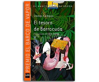 INFANTIL El tesoro de Barracuda