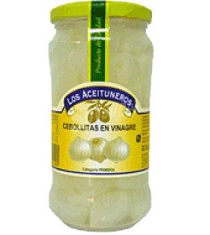 Los Aceituneros Cebollitas en vinagre 180 g