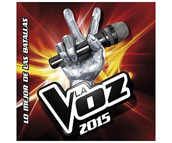RECOPILATORIOS La Voz 2015, Batallas