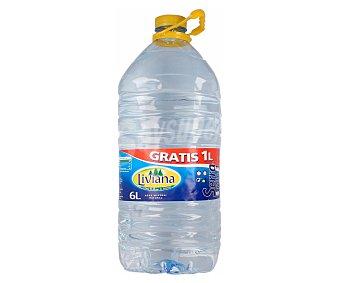 Fuente Liviana Agua mineral Garrafa 6 litros