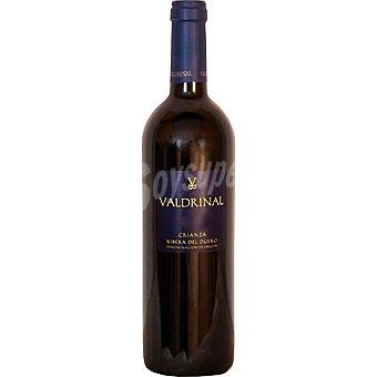 VALDRINAL Vino tinto crianza D.O. Ribera del Duero Botella 75 cl