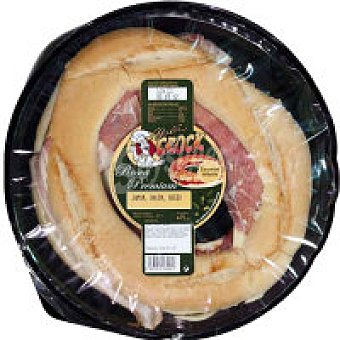 Mr Crock Rosca de jamón-bacón-queso 1 unid