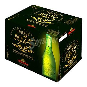Alhambra Cerveza Reserva 1925 Pack 12x33 cl
