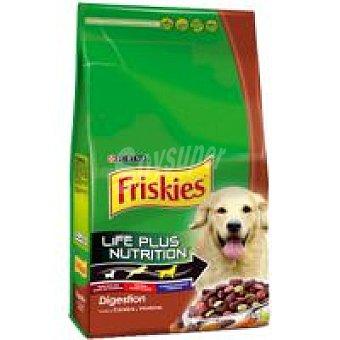 Friskies Purina Delicias de cordero-arroz Digestión 4 kg