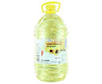 Auchan Aceite de girasol Garrafa de 5 litros