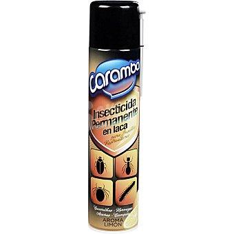 Caramba Insecticida para cucarachas y hormigas aroma limon Spray 600 ml