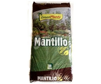 GREEN PLANTS Mantillo vegetal 50 Litros