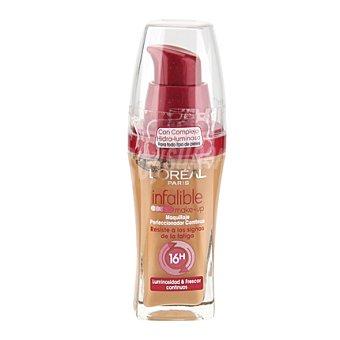 L'Oréal Maquillaje infalible fluido Caramel Nº 320 1 ud