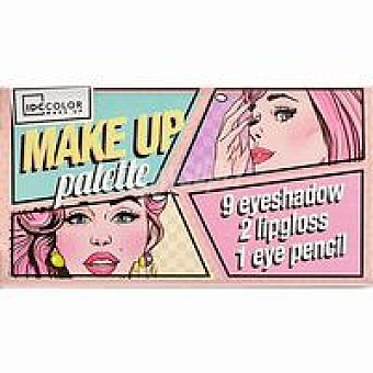 Pin up Color Pinup Palette Edition Make Up Pack 1 unid