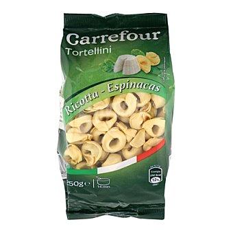 Carrefour Tortellini de espinacas rellenos de requesón 250 g