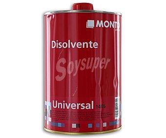 MONTÓ Disolvente universal 1405 1 Litro