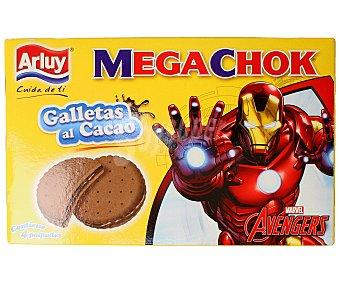 Arluy Galletas al cacao Megachok Caja 208 g