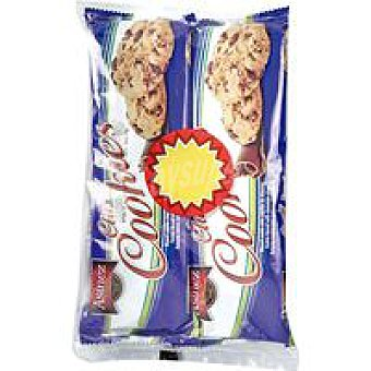 ASINEZ Cookies Pack 2x90 g