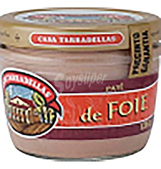 Casa Tarradellas Pate foie 125 G