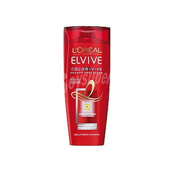 Elvive L'Oréal Paris Champú color vive cabello teñido Bote 300 ml