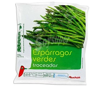Auchan Espárrago Verde 300 Gramos