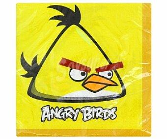 ANGRY BIRDS Servilletas 16 Unidades