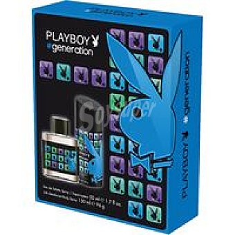 Playboy Fragrances Pack Man Gen.50+Deo150