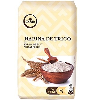 Condis Harina trigo 1 KGS
