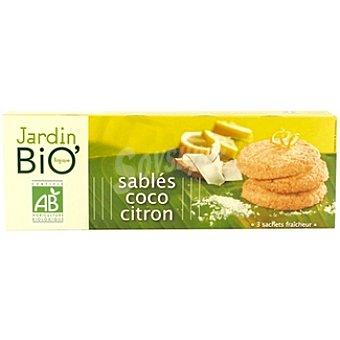 JARDIN Bio' galletas de coco y limón Estuche 150 g