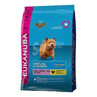 Eukanuba Pienso para perros senior Eukanuba Small Mature & Senior +7 Pollo 3 Kg