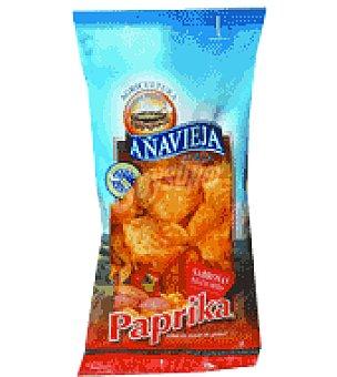 Añavieja Patatas fritas aceite girasol paprika 125 g