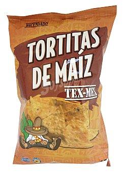 Hacendado Aperitivo triangulo maiz tex mex Paquete 150 g