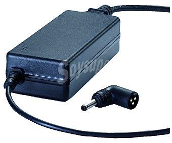 SELECLINE Cargador universal para portátiles (producto económico alcampo), 90W, con 12 clavijas compatibles con las principales marcas de portátiles,