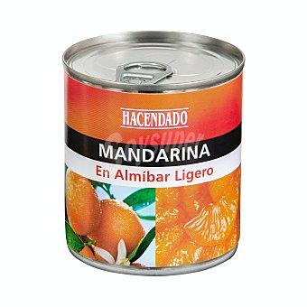 Hacendado Mandarina en almibar Bote 175 g peso escurrido