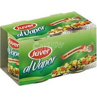 Juver Mix Mediterráneo Pack 2x140 g