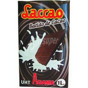 Laccao Batido de cacao Brik 1 litro
