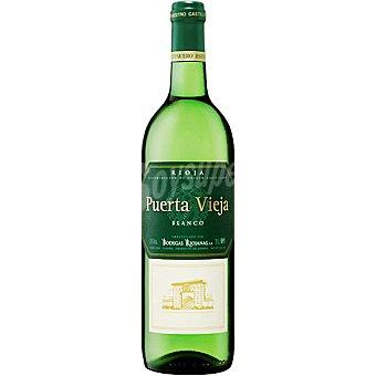 Puerta Vieja Vino blanco D.O. Rioja Botella 75 cl