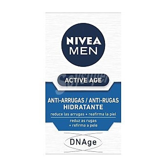 Nivea Crema antiarrugas hidratante dnage for men 50 ml