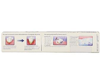Parodontax Dentífrico sin flúor de uso diario que ayuda a detener el sangrado de las encías Tubo 75 ml