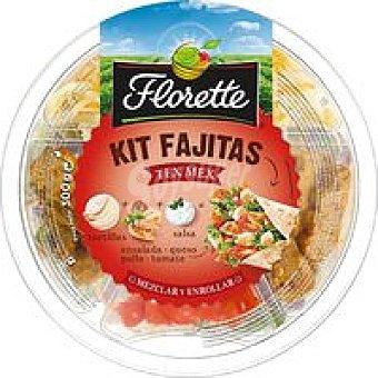 Florette Ensalada Completa Kit Fajitas Bandeja 300 g