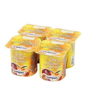 Celgan Yogur con melocotón y maracuyá 125 g