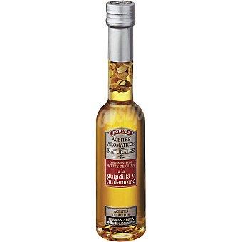 Borges Condimento de aceite oliva guindilla y cardamomo Botella 200 ml