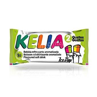 Kelia Polo resfrescante para congelar 2 gustos 640 ml 640 ml